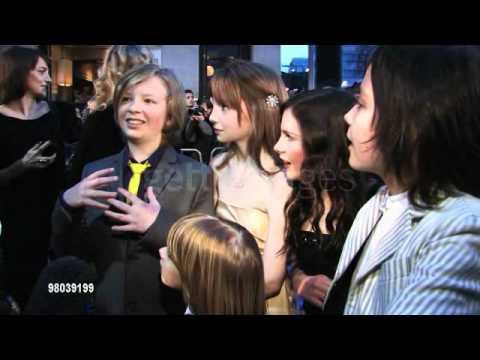Nanny McPhee and the Big Bang World Premiere