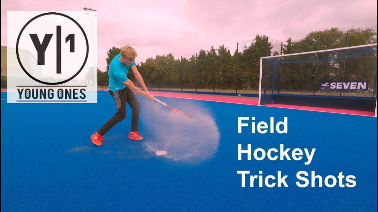 Field Hockey Trick Shots