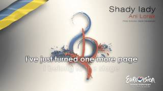 "Ani Lorak - ""Shady Lady"" (Ukraine) - [Karaoke version]"