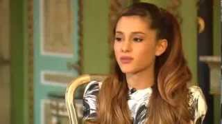 Ariana Grande Defends Cyrus and Bieber