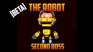 Starbound - Robot boss kill [Beta]