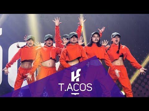 T.ACOS   Finalist - Hit The Floor Lévis #HTF2017