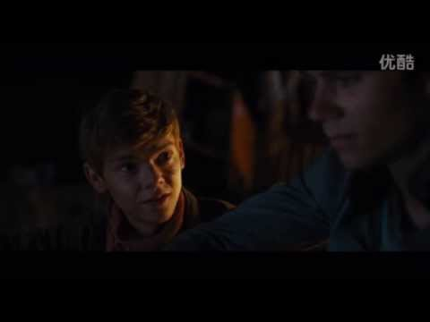 Scorch Trials Deleted Scenes #1 / Newt and Thomas Camp Fire