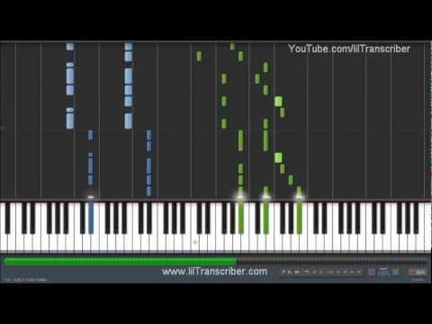 Jennifer Lopez – On The Floor (Piano Cover) by LittleTranscriber