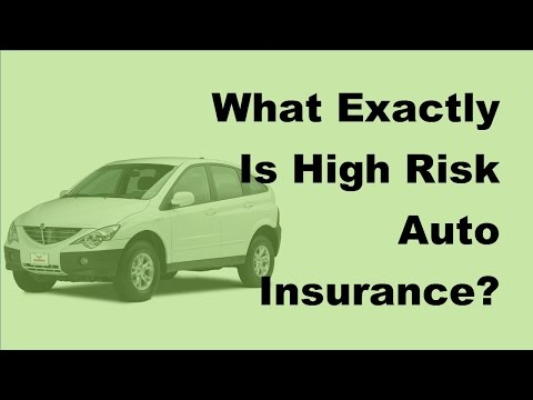 2017 Car Insurance Tips   What Exactly Is High Risk Auto Insurance