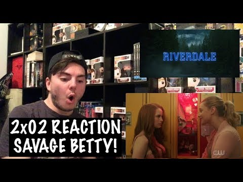 RIVERDALE - 2x02 'NIGHTHAWKS' REACTION