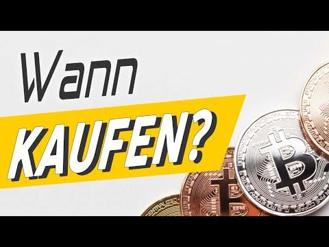 Bitcoin-Absturz! Kauf-Chance?