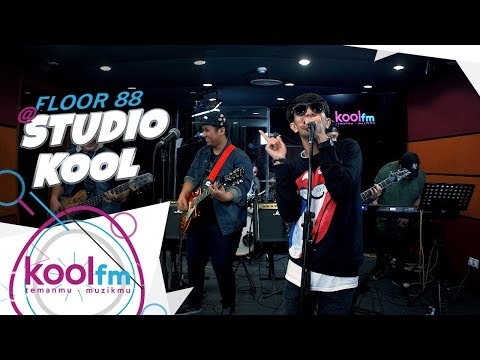 FLOOR 88 - Zalikha (LIVE) - Studio Kool