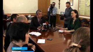 Председатель Законодательного Собрания Оренбургской области провел пресс-конференцию