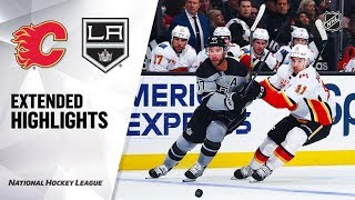 Calgary Flames vs Los Angeles Kings | Oct.19, 2019 | Game Highlights | NHL 2019/20 | Обзор матча