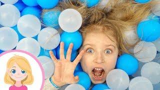 Парк развлечений ПАУТИНА для детей - Маленькая Вера - Весёлая игра