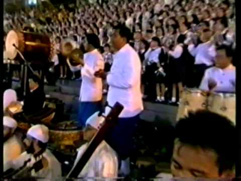 13th Asian Games [Bangkok] Closing Ceremony 1998 Part2