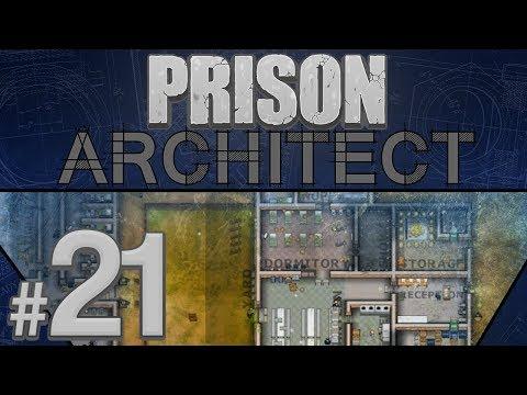 Prison Architect - Min-Sec-B-Gone - PART #21