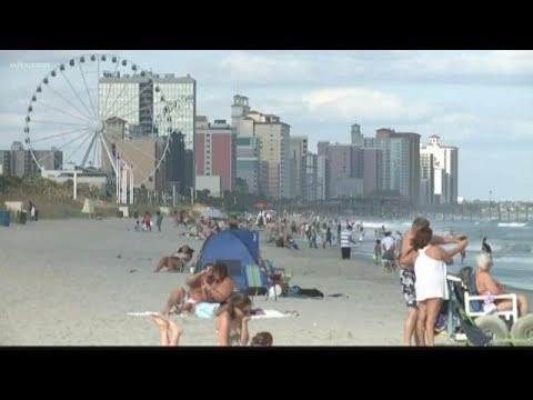 Myrtle Beach Second Most Romantic City In America