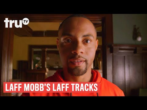 Laff Mobb's Laff Tracks - The Perks of Dating Older Women (ft. Donnivin Jordan) | truTV