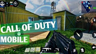 CALL OF DUTY MOBILE! By Tencent And Activision | Coming Soon