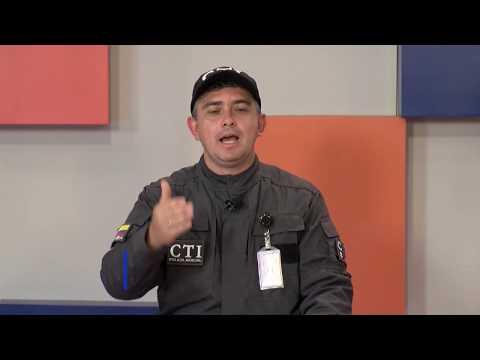 Técnico del CTI explica que hacer ante ataques informáticos