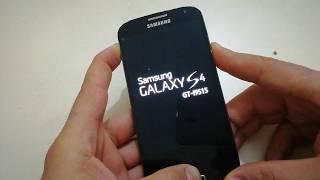 Samsung galaxy S4 format atma   Samsung S4 hardreset #TeknikÖğretmenim