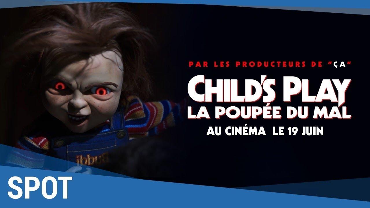 CHILD'S PLAY : LA POUPÉE DU MAL - Spot VF [Actuellement au cinéma]