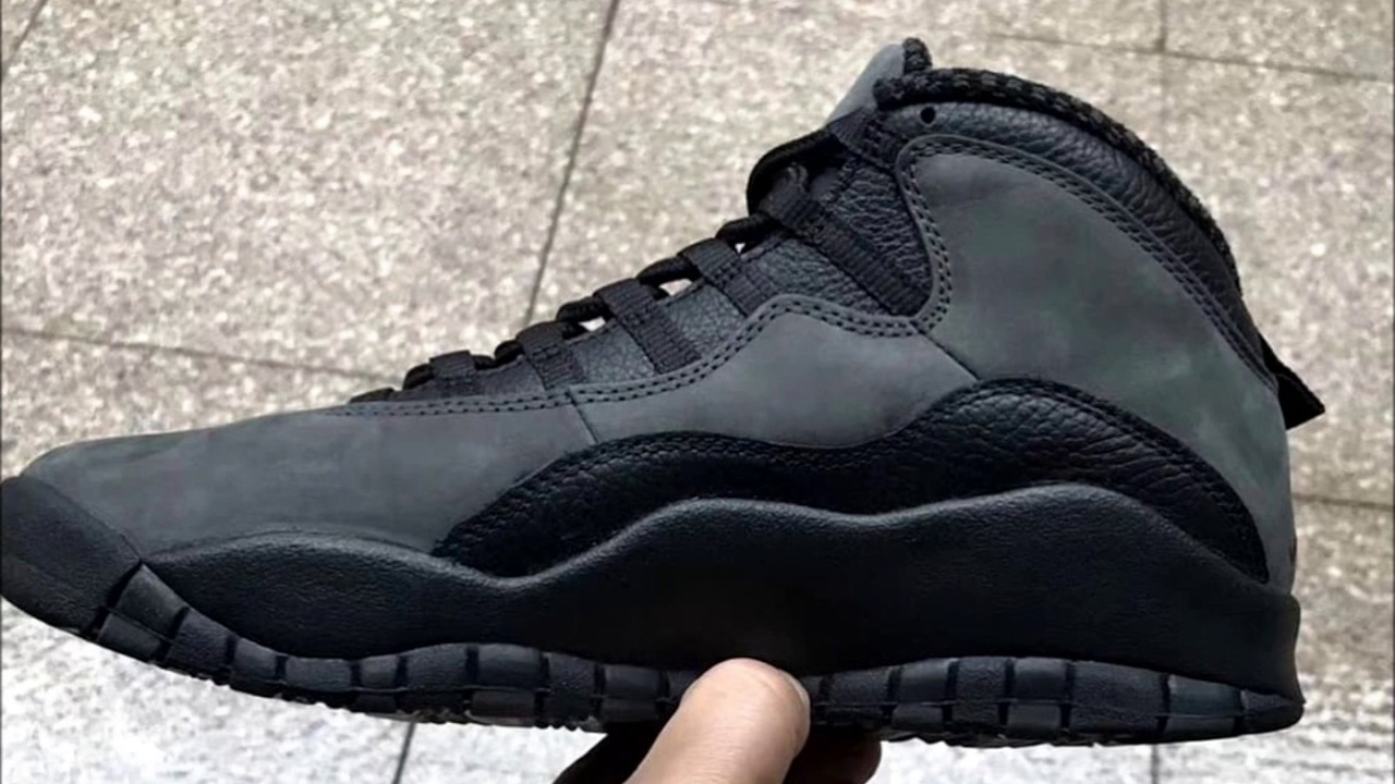 promo code 6781f 95a35 An Original Air Jordan Is Coming Back This Spring The Air Jordan 10  Dark  Shadow  is set to retro in