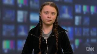 İklim Aktivisti Greta Thunberg: Hayatta Kalma Konusunda Gri Alan Yoktur