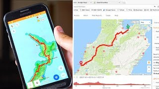 How to Plan or Create Cycling Route (GPX files) by The One Good Road