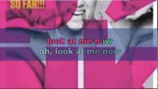 Chris Brown - Look At Me Now karaoke