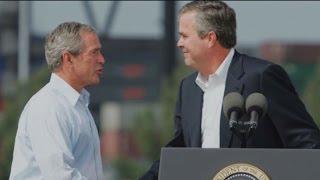 Jeb's Quagmire: Why Bush Can't Shake the Iraq Question