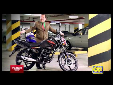 Tuko De Moto Almacenes La Ganga Youtube