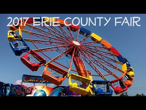 2017 Erie County Fair (Hamburg, NY)