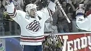 Domenic Pittis Goal 1999 Calder Cup Finals