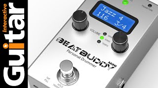 Beatbuddy Mini | Review | Guitar Interactive Magazine