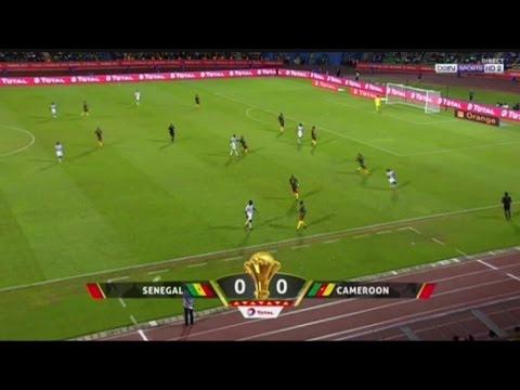 CAN 2017 - Afrique: Résumé et debriefing de Sénégal-Cameroun