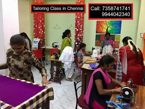 Design World - Tailoring class in adambakkam