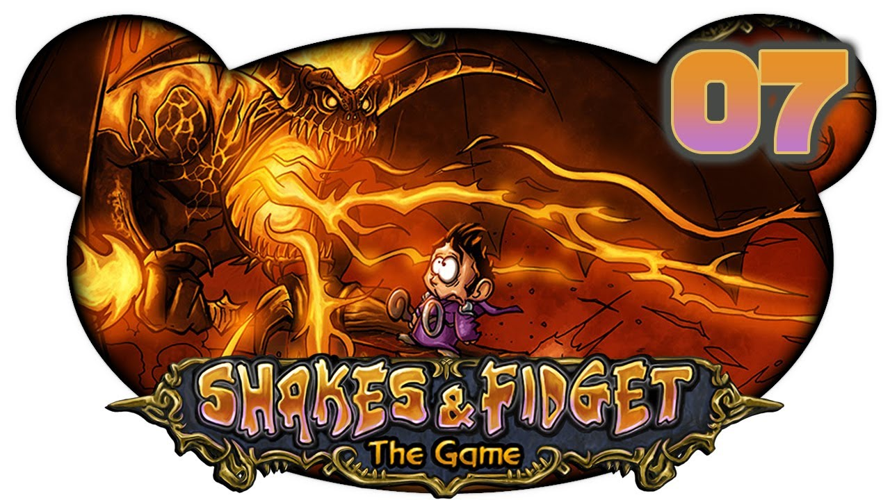 Shakes And Fidget Anmelden