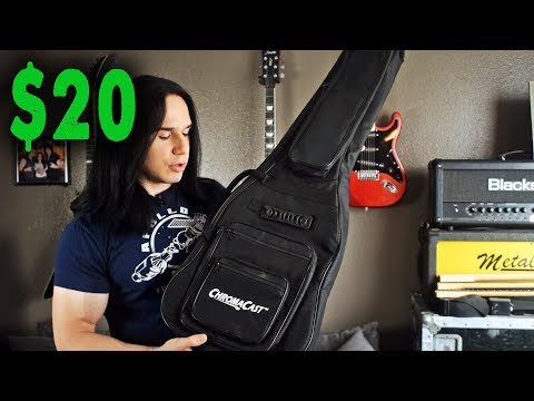 The Best Budget Gig Bag! - Demo / Review