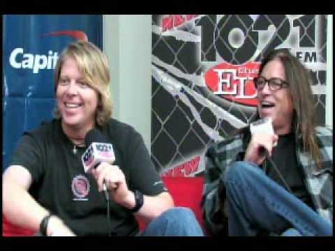 The Offspring Interview @ Edgefest 18, Dallas, TX