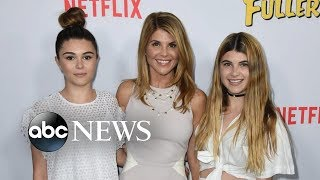 'Full House' actress dropped by Hallmark amid college admissions scandal