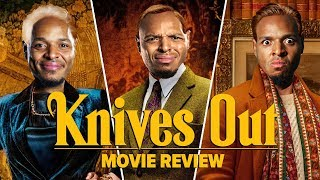 'Knives Out' Movie Review - A Who Done It For the Holidays!
