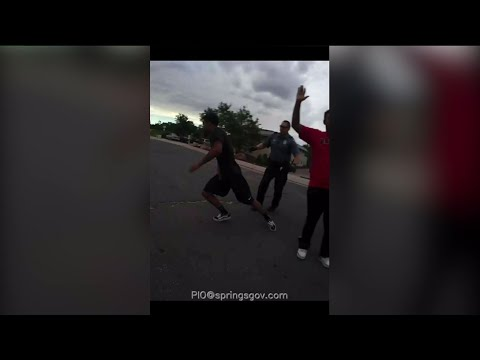 Police release body cam video in controversial fatal shooting of Colorado Springs man