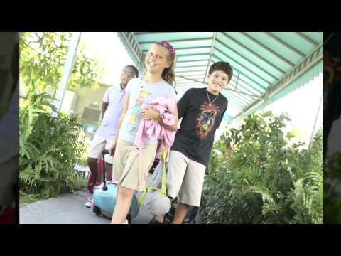 Alexander Montessori School students , where children learn to love to learn.
