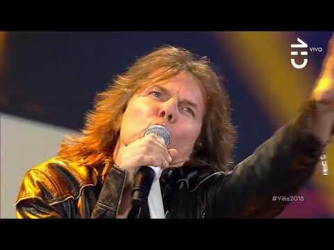 EUROPE - #VIÑA2018 - Festival de Viña del Mar 2018 - Presentación Completa HD