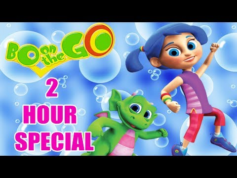 🌈 Bo on the GO! - 2 hour Compilation! | Cartoons for Kids🌈