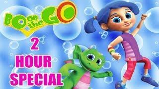 Bo auf der GO! - 2 Stunden Zusammenstellung! | Cartoons für Kinder