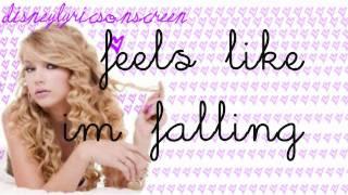 Taylor Swift Crazier Lyrics On Screen HD.mp3