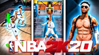 MY OFFENSIVE THREAT DOMINATED THE NEW 2v2 RUSH EVENT IN NBA 2K20! BEST BUILD & JUMPSHOT NBA 2K20