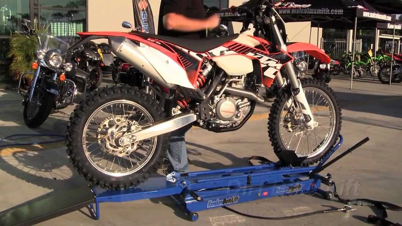 Kendon Motorcycle Lift