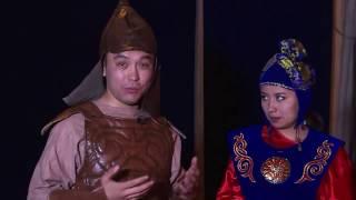 """""""Азаттык+"""": Менин жашоом театр"""