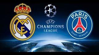 VER REAL MADRID vs PSG ¿Donde ver partido en vivo?