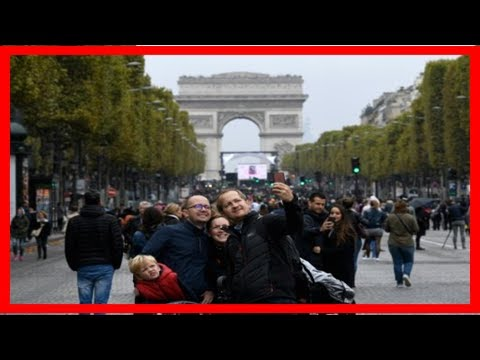 Breaking News | Paris experiments with 'car-free day' across city